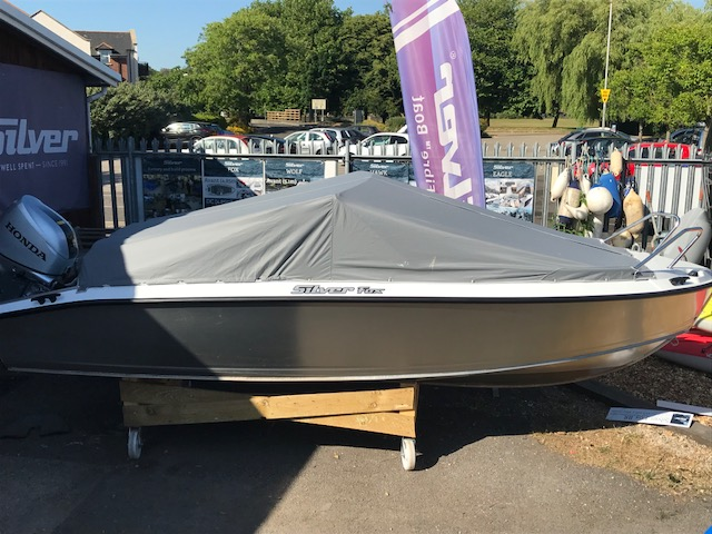 New Silver Fox BR Aluminium Boat with Suzuki or Honda