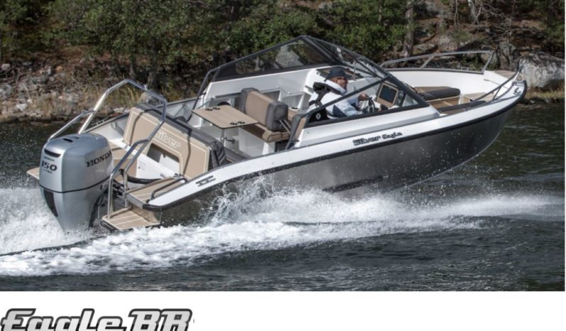New Silver Eagle BR Aluminium Hull – Unsinkable with Honda or Suzuki Outboard For Sale full