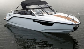 NEW Silver Raptor with Honda 250hp For Sale full