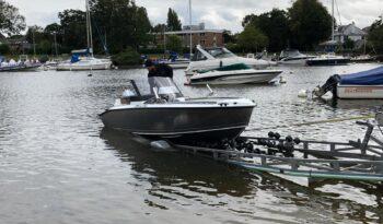 New Silver Fox Avant Aluminium boat – Unsinkable with Honda or Suzuki Outboard For Sale full