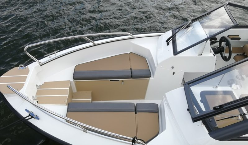 New Silver Eagle BR Aluminium Hull with Honda or Suzuki Outboard For Sale full