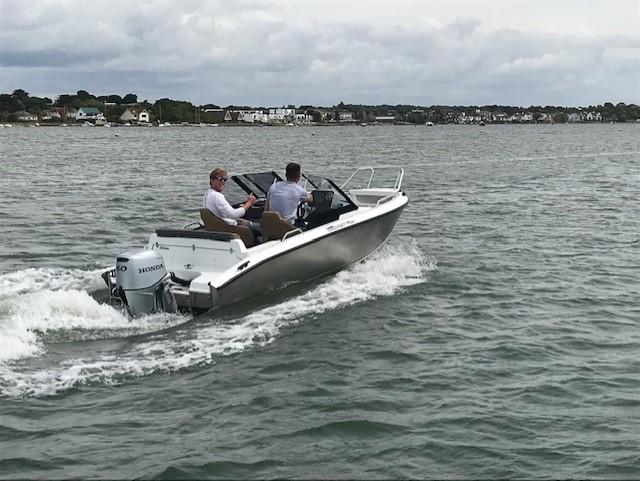 New Silver Fox BR Aluminium Boat with Suzuki or Honda