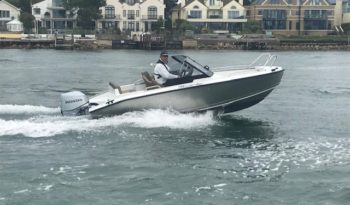 New Silver Fox BR Aluminium Boat with Suzuki or Honda Outboard For Sale full