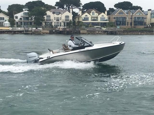 New Silver Fox BR Aluminium Boat with Suzuki or Honda Outboard For