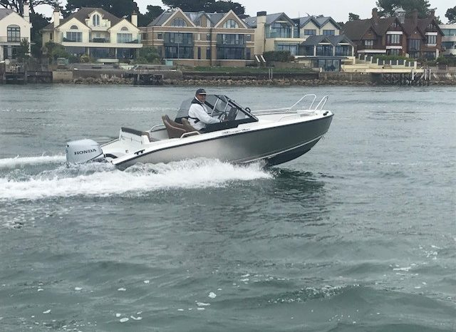 New Silver Fox BR Aluminium Boat – Unsinkable with Suzuki or Honda Outboard For Sale full