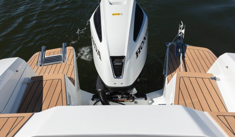 New Silver Tiger BR with 115hp Outboard For Sale full