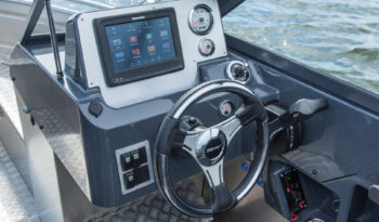 New Silver Eagle BRX Full Aluminium Boat – Unsinkable with 115hp Honda or Suzuki Outboard For Sale full
