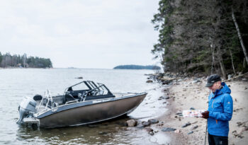 New Silver Shark BRX Full Aluminium Boat – Unsinkable with 80hp Honda or Suzuki Outboard For Sale full